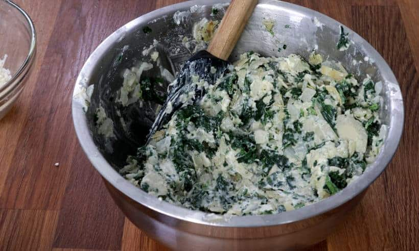 How to make spinach artichoke dip  #AmyJacky #InstantPot #PressureCooker #recipe