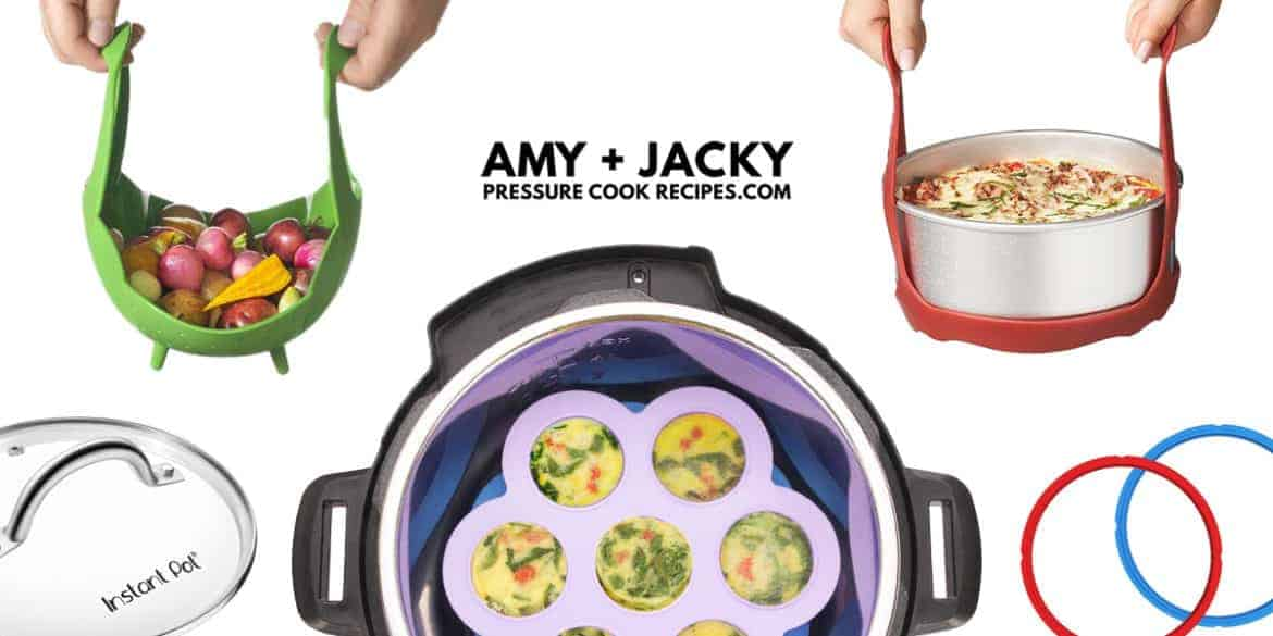 instant pot accessories | best instant pot accessories | instant pot inserts | instapot accessories | accessories for instant pot | instant pot accessories 6 qt | instant pot accessories 8 qt | Instant Pot #AmyJacky #InstantPot #PressureCooker #accessories #cooking #kitchen