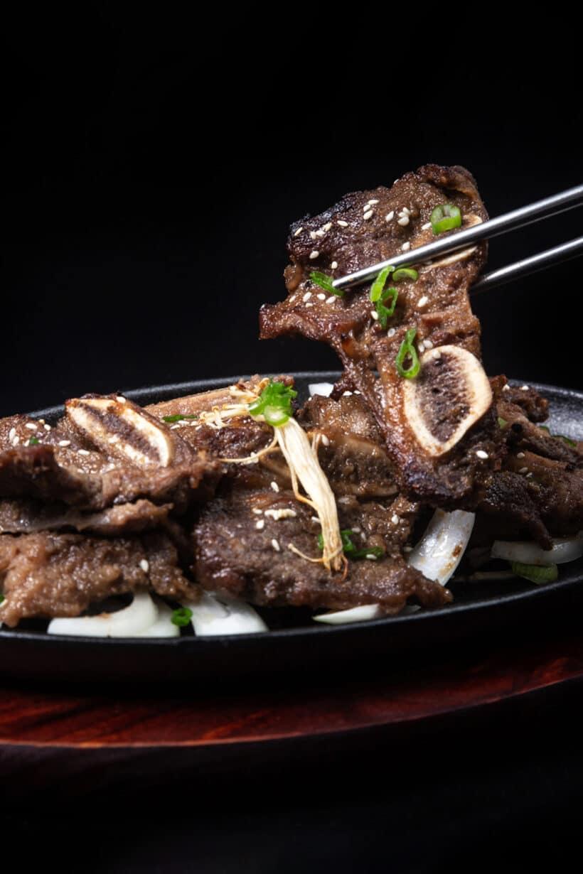 la galbi | korean short ribs | la kalbi | korean short ribs instant pot