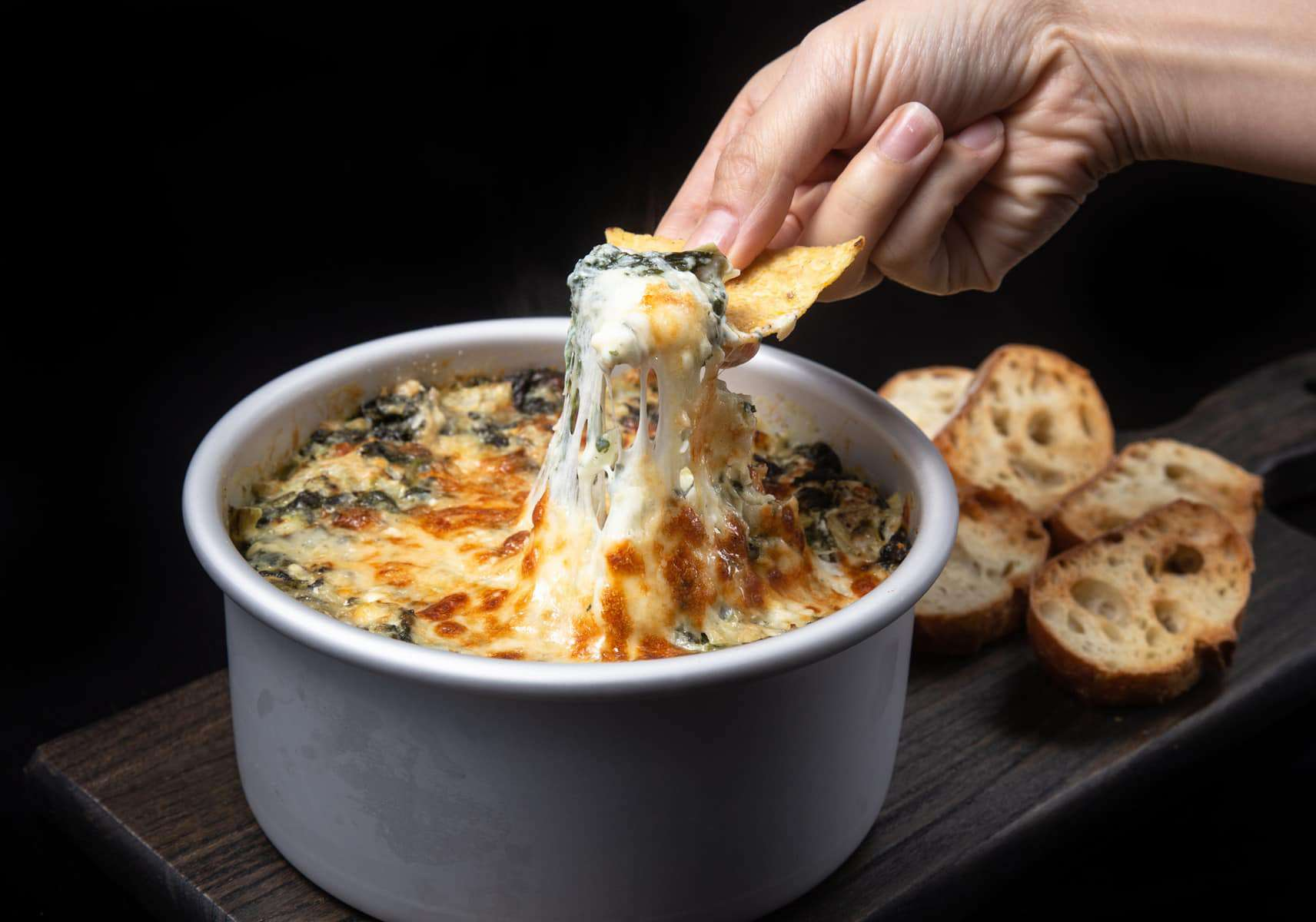 instant pot spinach artichoke dip | spinach artichoke dip instant pot | pressure cooker spinach artichoke dip | air fryer spinach artichoke dip | instant pot artichoke spinach dip | best spinach artichoke dip | easy spinach artichoke dip | party recipes | appetizer recipes #AmyJacky #InstantPot #PressureCooker #recipes #christmas #thanksgiving #superbowl