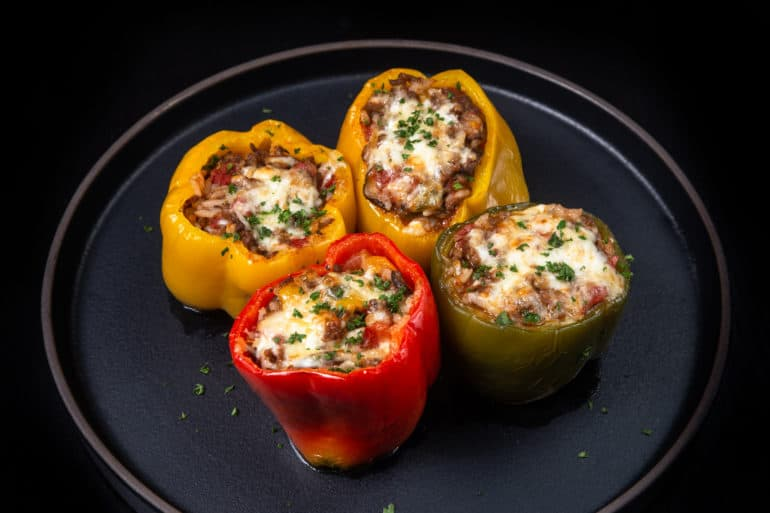 instant pot stuffed peppers | stuffed peppers instant pot | pressure cooker stuffed peppers | instant pot stuffed bell peppers | stuffed peppers recipe | instant pot stuffed green peppers | stuffed bell peppers in instant pot #AmyJacky #InstantPot #PressureCooker #recipe