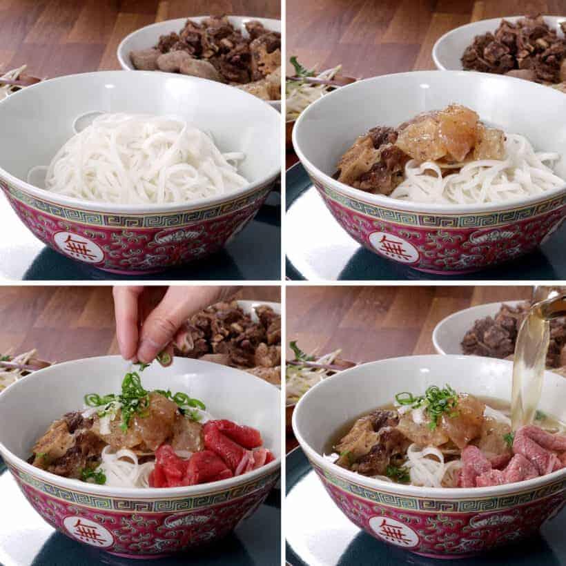 beef pho recipe #AmyJacky #InstantPot #PressureCooker #recipe #asian #vietnamese #soup #noodles