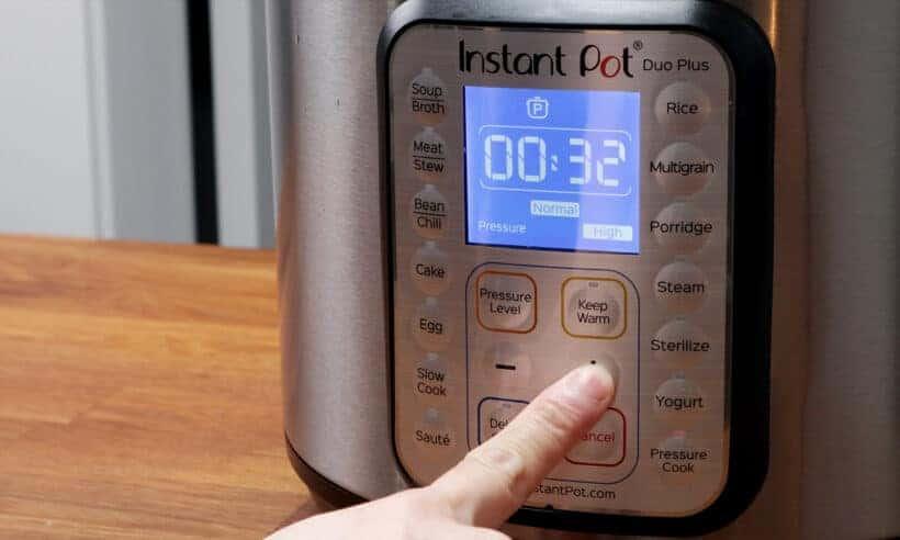 Instant Pot High Pressure 32 minutes  #AmyJacky #InstantPot #PressureCooker