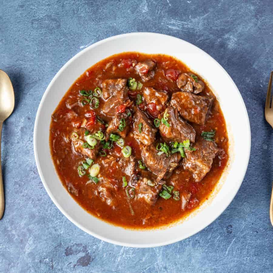 Instant Pot HK Tomato Beef | Tomato Beef Instant Pot | Instant Pot Beef | Pressure Cooker Beef #AmyJacky #InstantPot #PressureCooker #recipe #tomato #beef #chinese #asian