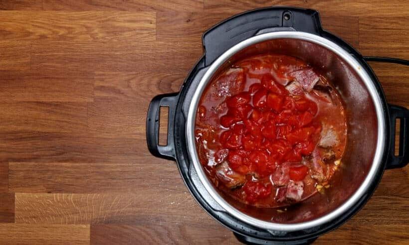 pressure cook hk tomato beef  #AmyJacky #InstantPot #PressureCooker #beef