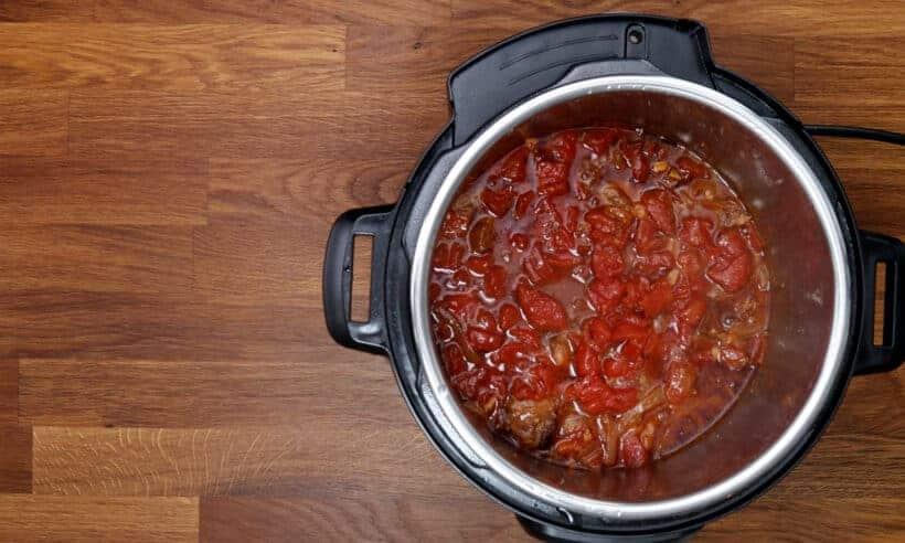 pressure cooker hk tomato beef  #AmyJacky #InstantPot #PressureCooker #beef