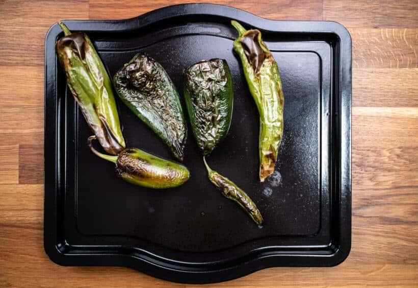roast peppers #AmyJacky #recipe