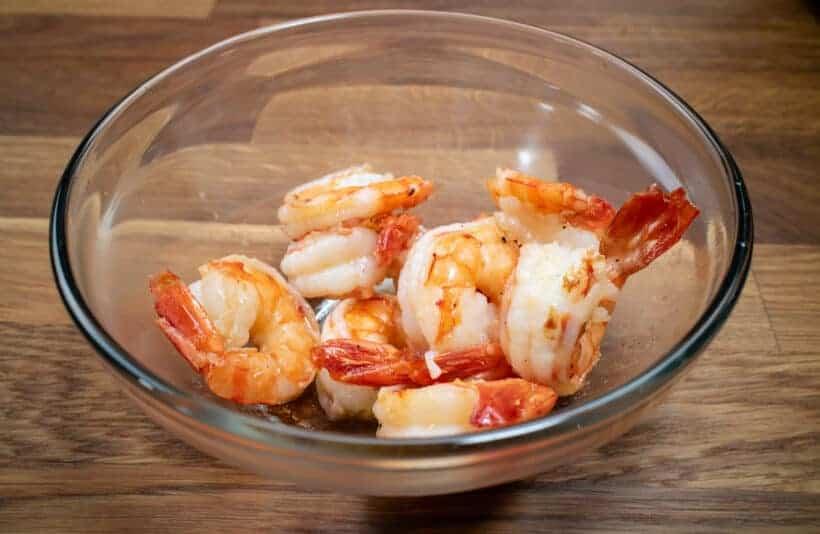 sauteed shrimps #AmyJacky #shrimps #seafood #recipes
