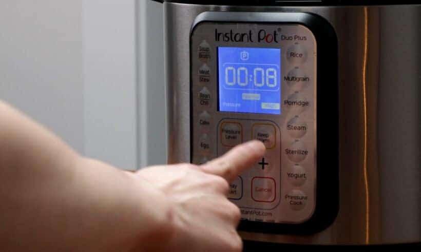 Instant Pot High Pressure 8 minutes #AmyJacky #InstantPot #PressureCooker