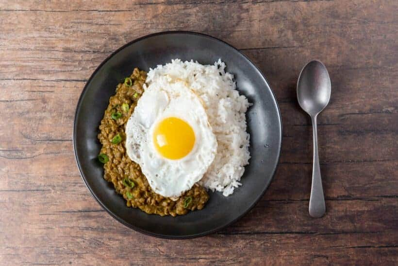 instant pot lentil curry | pressure cooker lentil curry | instant pot curried lentils | lentil curry recipe | coconut lentil curry | green lentil curry | brown lentil curry | easy lentil curry #AmyJacky #InstantPot #PressureCooker #recipe #vegan #vegetarian #beans