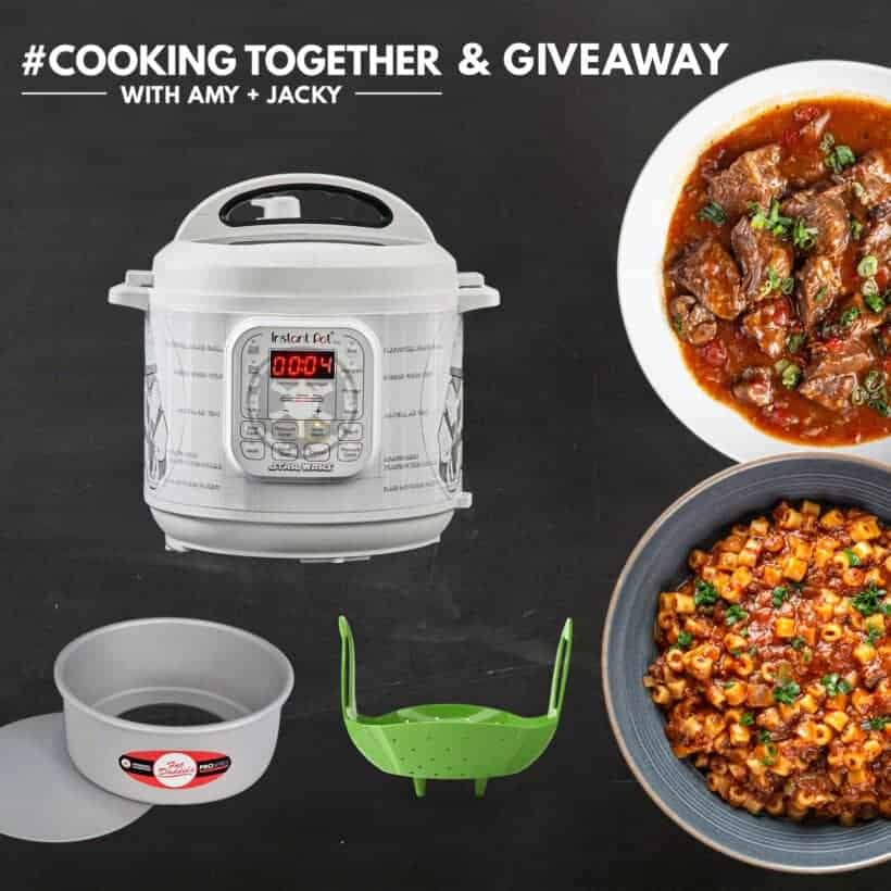 Cooking Together Week 5 Giveaway Prizes