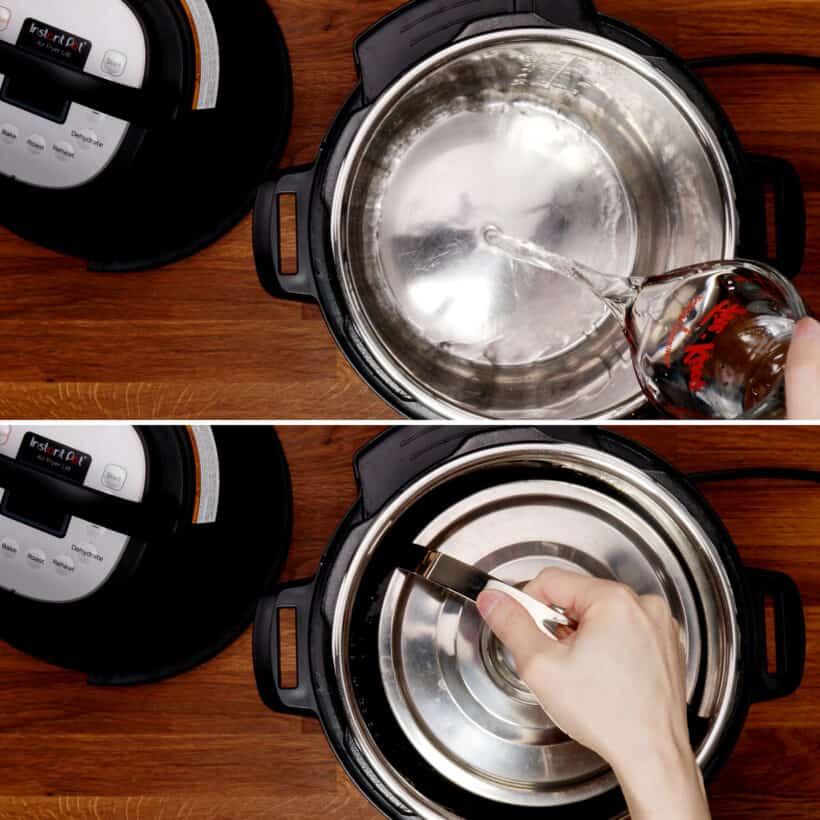 bake bread in Instant Pot  #AmyJacky #InstantPot #PressureCooker #recipe