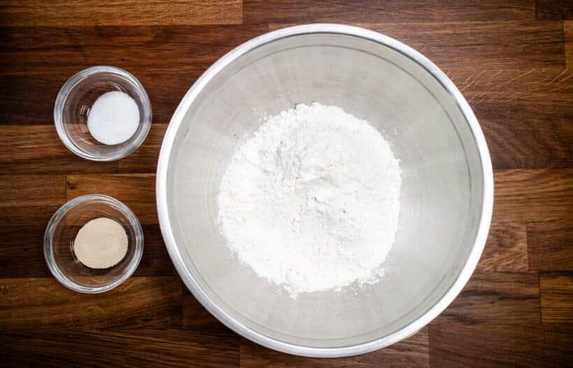 Instant Pot Bread Ingredients  #AmyJacky #InstantPot #PressureCooker #recipe