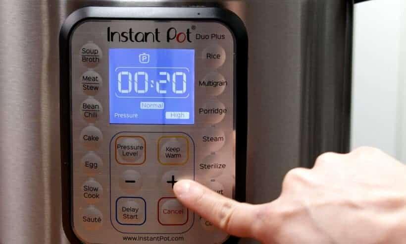 Instant Pot High Pressure 20 minutes  #AmyJacky #InstantPot #PressureCooker