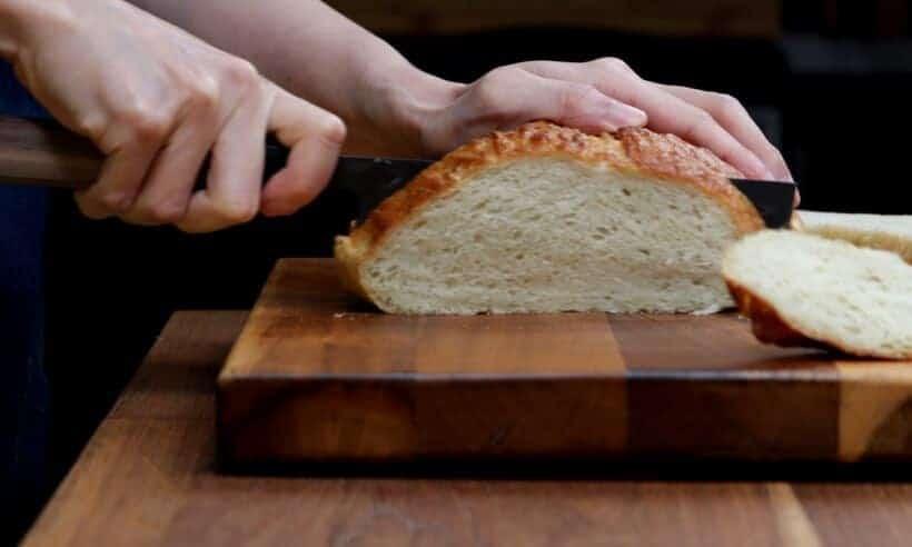 slice Instant Pot Bread  #AmyJacky #InstantPot #PressureCooker #AirFryer #recipes
