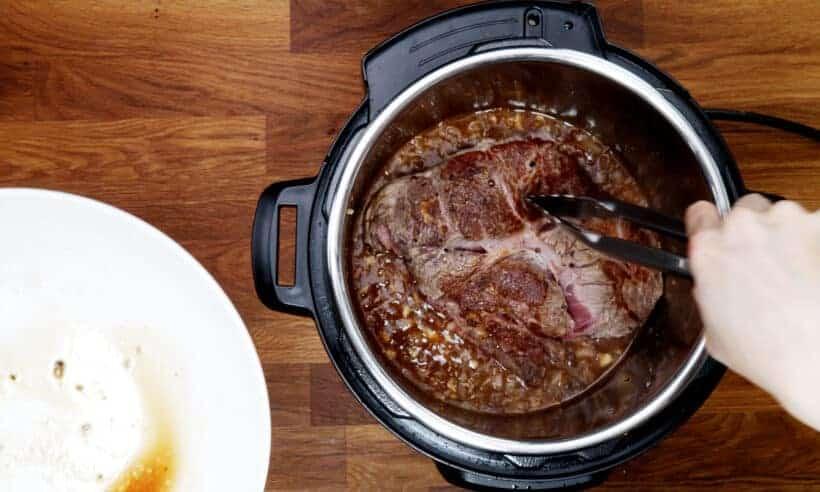 barbacoa beef in Instant Pot  #AmyJacky #InstantPot #recipe #beef
