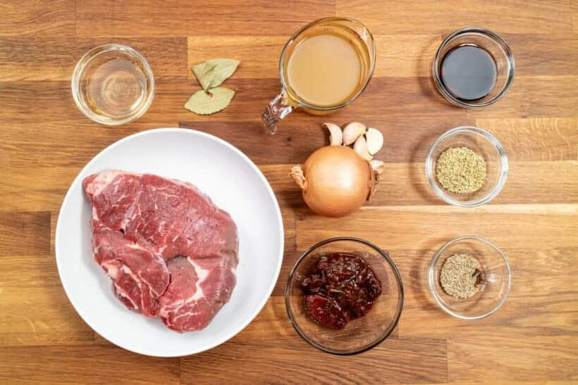 instant pot barbacoa beef ingredients #AmyJacky #recipe #beef