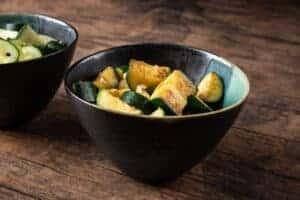 instant pot zucchini recipe #AmyJacky