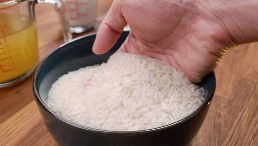 jasmine rice  #AmyJacky #recipe