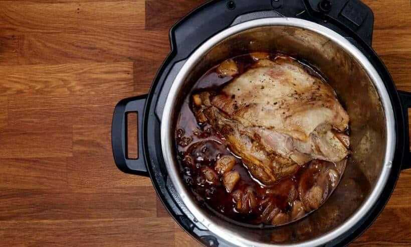 pressure cooker lamb shoulder  #AmyJacky #InstantPot #lamb