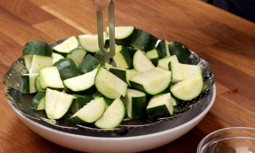 pressure cooker zucchini