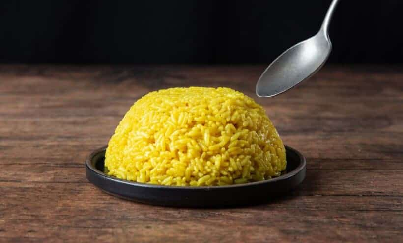 instant pot yellow rice | yellow rice instant pot | pressure cooker yellow rice | yellow jasmine rice | easy yellow rice #AmyJacky #InstantPot #PressureCooker #recipe #indonesian #asian #rice