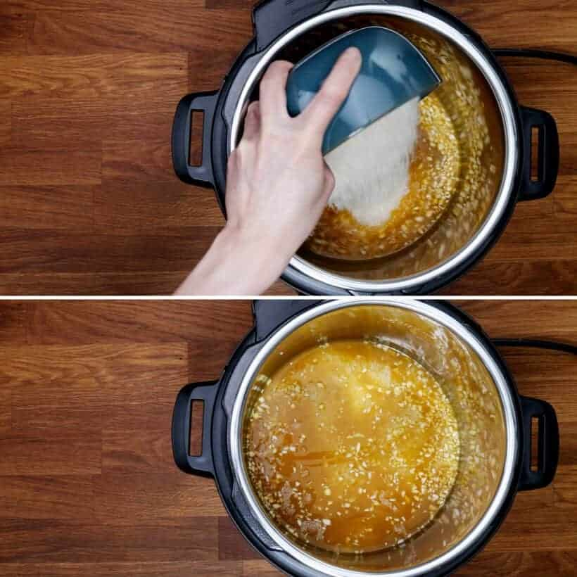 cooking yellow rice in pressure cooker  #AmyJacky #InstantPot #recipe