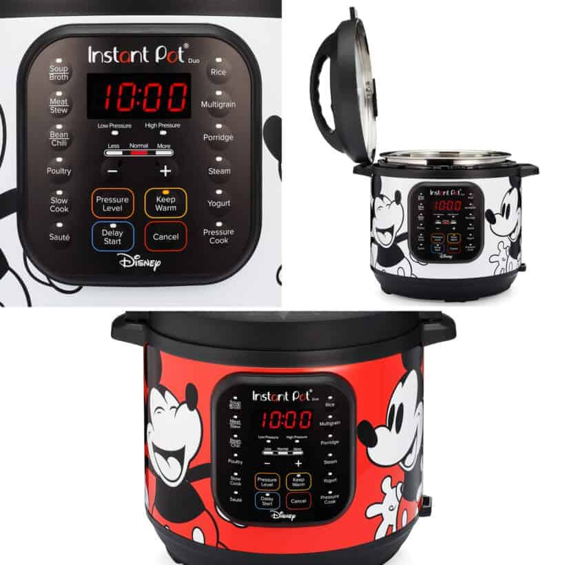 Disney Instant Pot Mickey Mouse