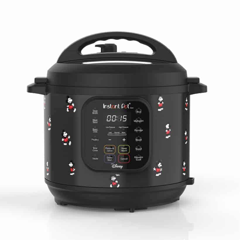 Instant Pot Mickey Mouse Duo Black