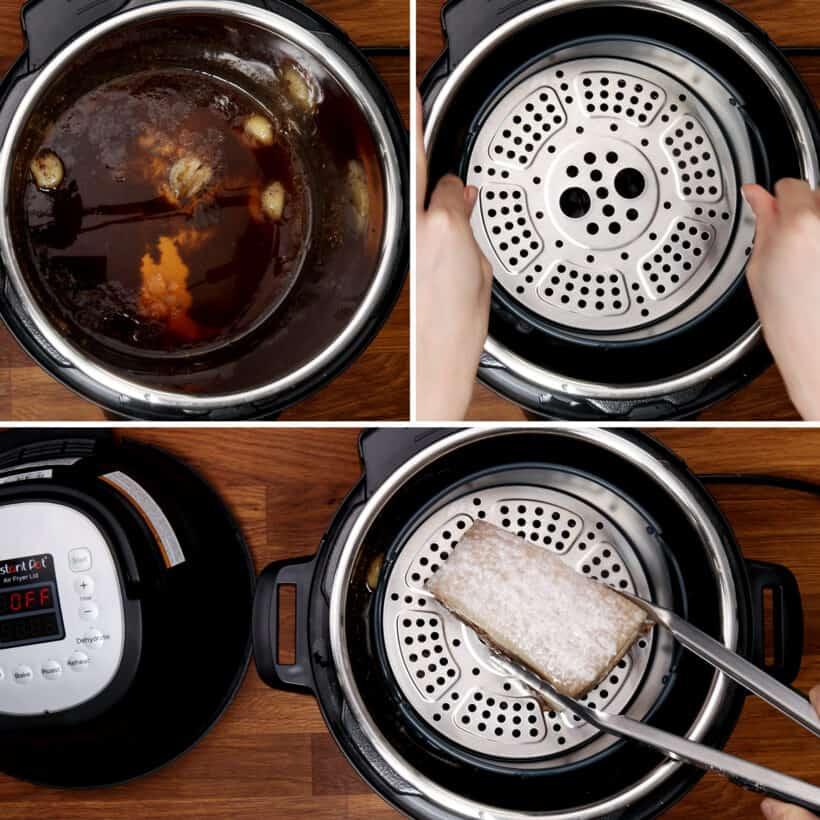 Instant Pot Air Fryer Lid Pork Belly  #AmyJacky #InstantPot #AirFryer #recipe