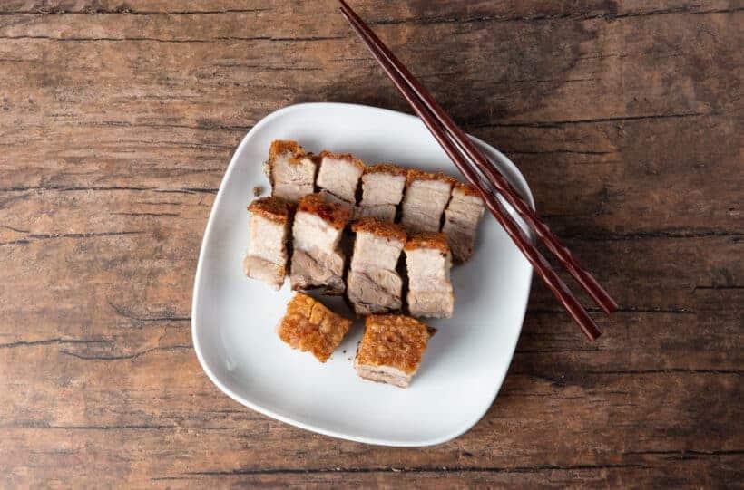 instant pot pork belly | crispy pork belly instant pot | pork belly in instant pot | pork belly pressure cooker | roasted pork belly | siu yuk  #AmyJacky #InstantPot #AirFryer #pork #recipe #chinese