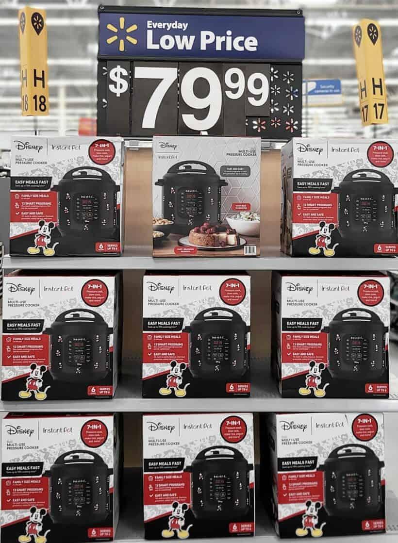 Walmart Disney Mickey Mouse Instant Pot