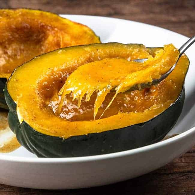 instant pot acorn squash | pressure cooker acorn squash  #AmyJacky #InstantPot #recipe