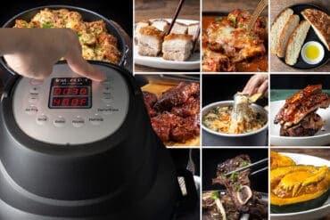 instant pot air fryer lid recipes | instant pot duo crisp recipes | instant pot crisp lid | instant pot air fryer attachment #AmyJacky #InstantPot #AirFryer #recipes