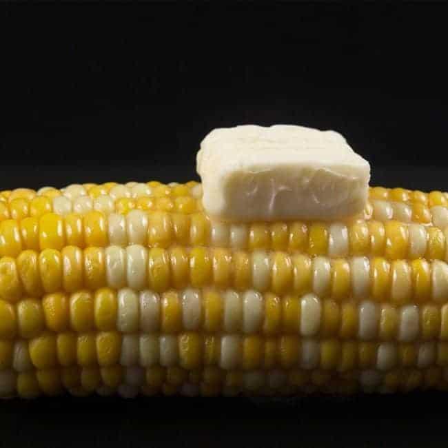 corn on the cob  #AmyJacky