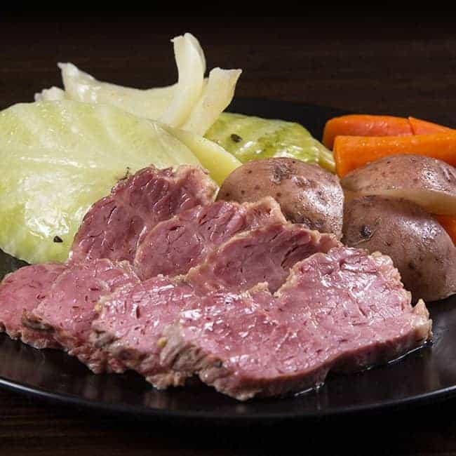 Instant Pot Recipes: Instant Pot Corned Beef #AmyJacky #InstantPot #PressureCooker #beef