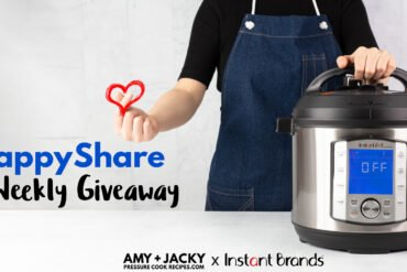 Instant Pot Giveaway | christmas giveaway | giveaway contest #AmyJacky #InstantPot