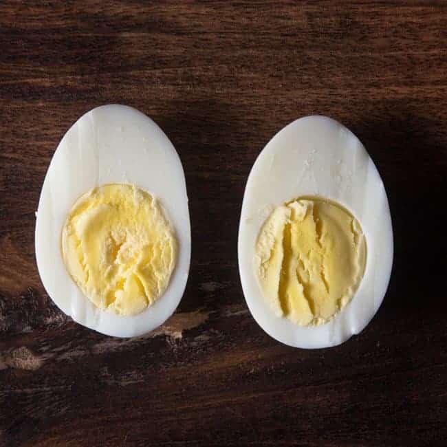 instant pot recipes: instant pot hard boiled eggs  #AmyJacky #InstantPot