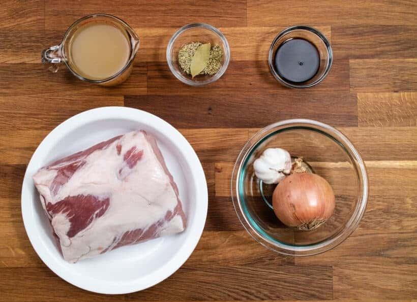 instant pot pork loin ingredients  #AmyJacky #InstantPot #PressureCooker #pork #recipes