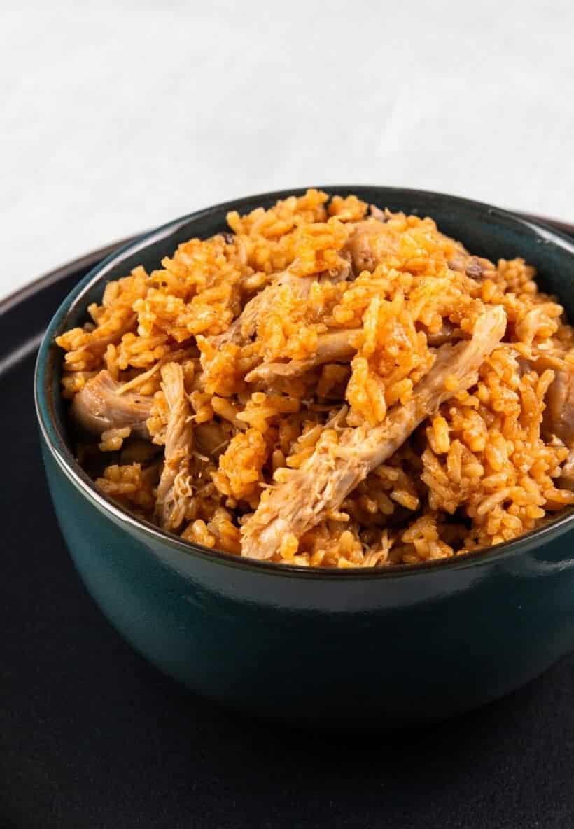 Instant-Topf mexikanischer Reis |  Instant-Topf spanischer Reis |  spanischer Reis Instant Pot |  mexikanischer Reis Instant Pot |  Instant Pot mexikanisches Huhn und Reis #AmyJacky #InstantPot #PressureCooker #Rezept #Hühner # Reis