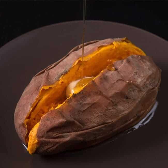 instant pot sweet potato #Amyjacky #InstantPot #recipe