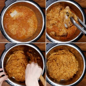 Mexican rice in Instant Pot #AmyJacky
