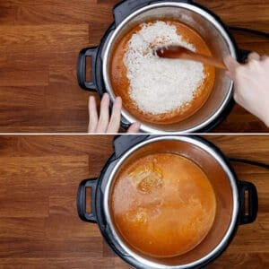 pressure cooker Mexican rice #AmyJacky