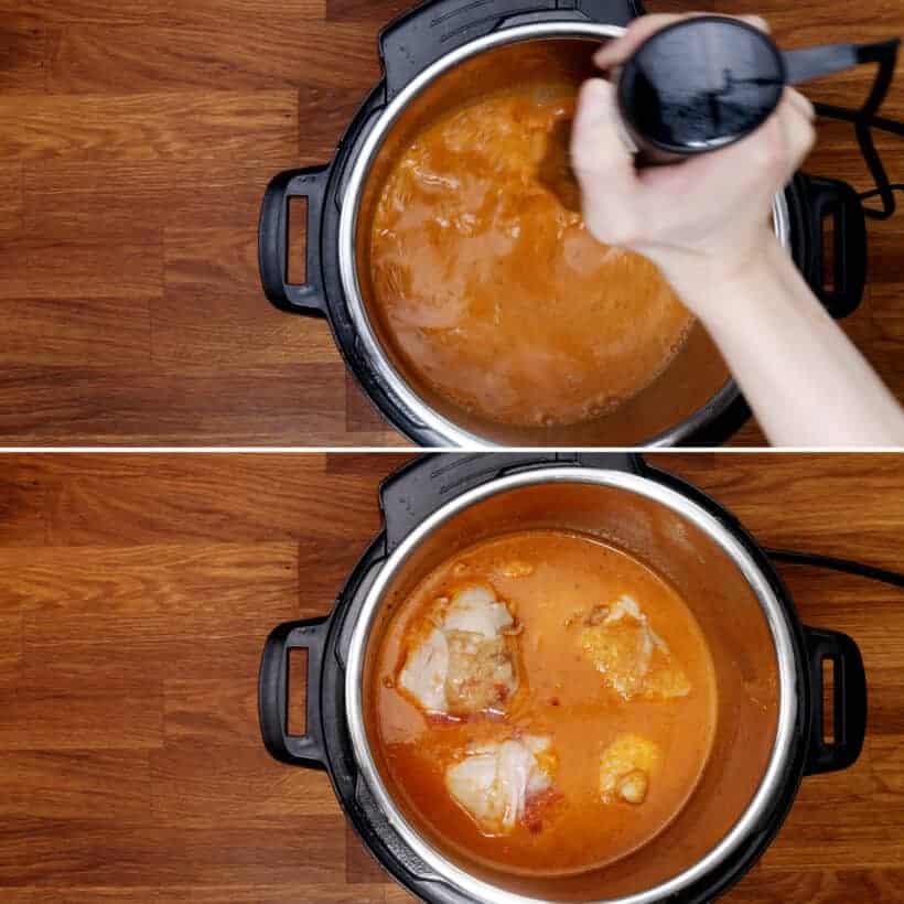 Spanischer Reis im Instant Pot #AmyJacky