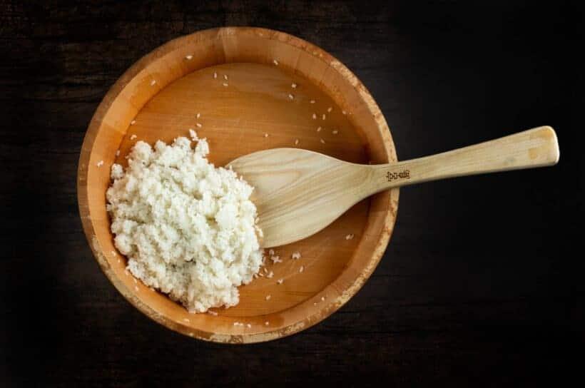 instant pot sushi rice | sushi rice instant pot | sushi rice pressure cooker | instant pot rice | short grain rice | japanese rice  #AmyJacky #InstantPot #rice #japanese #asian