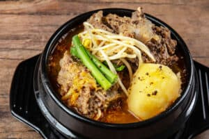 gamjatang instant pot | instant pot gamjatang | korean pork bone soup | gamjatang recipe #AmyJacky #InstantPot #recipe #korean