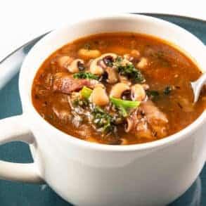 Instant Topf schwarzäugige Erbsen |  schwarzäugige Erbsen Instant Pot |  Schnellkochtopf schwarzäugige Erbsen #AmyJacky #InstantPot #PressureCooker #Beans #recipe