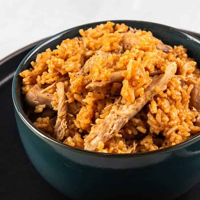 Instant Pot Mexican Rice   Instant Pot Spanish Rice