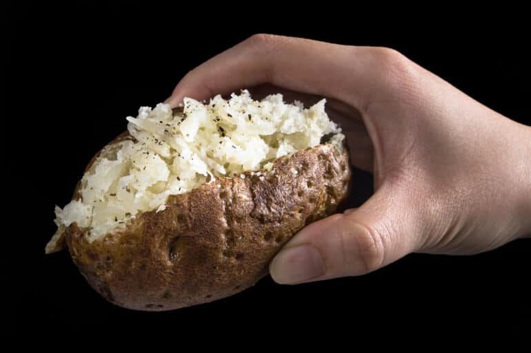 instant pot baked potatoes | instant pot potatoes | baked potatoes in instant pot | pressure cooker baked potatoes #AmyJacky #InstantPot #recipe