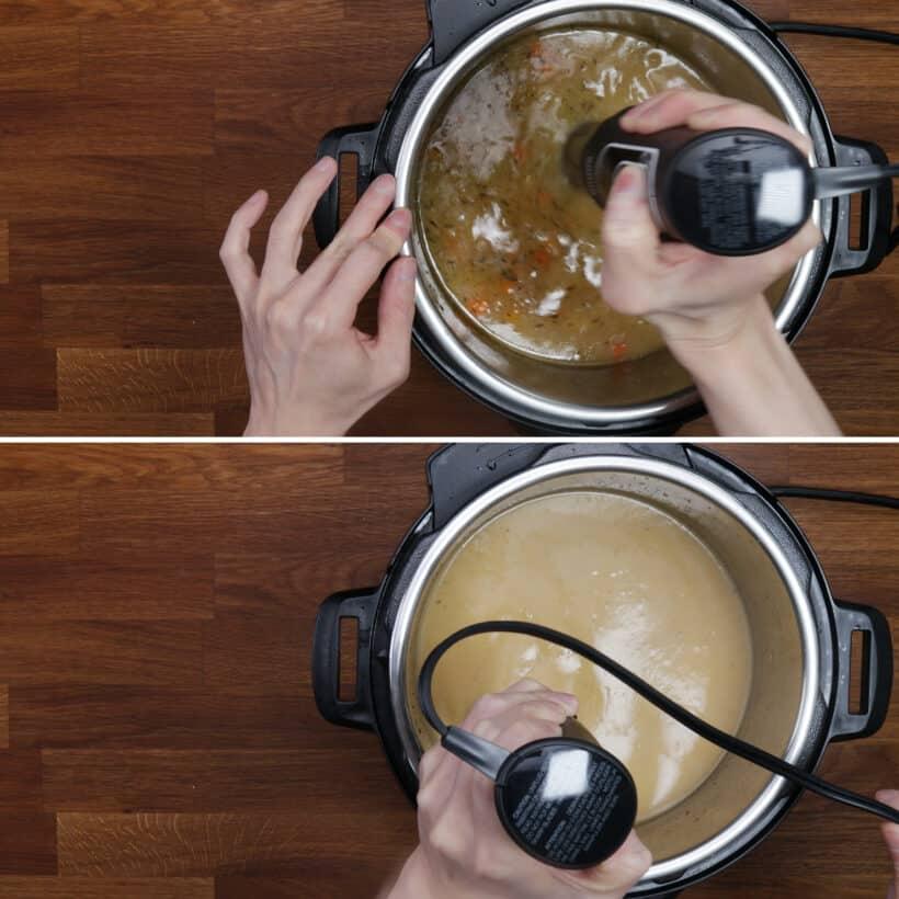 Chowder im Instant Pot